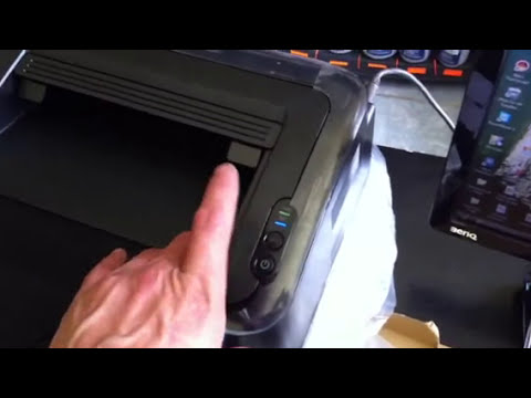 Sacar de firmware  Samsung ML-1865W