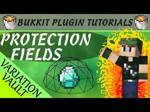Protection Fields | Shield you land! | Minecraft Bukkit Plugin