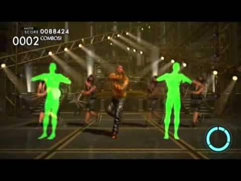 Dance Masters Evolution Kinect  - Master Mode - R&B/Hiphop Collection 2