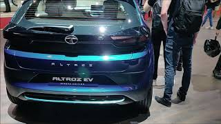 TATA Altroz EV Walkaround - Evolution of Electric Vehicles in India