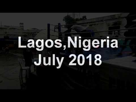 Boxing Highlights | Lagos, Nigeria | July 2018