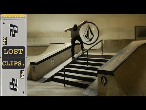 Alec Majerus Lost Skateboarding Clips