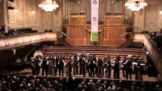 Boğaziçi Jazz Choir - Journey to Brazil (arr. Martin Carbow), Closing Ceremony of WCC