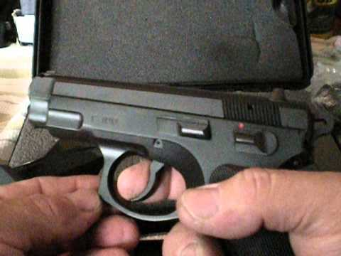 TRISTAR C -100 / Canick 55 CZ Clone  A Super Gun in 9mm.