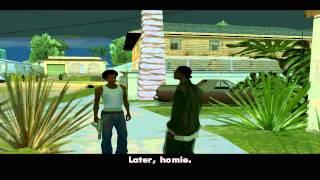 Zagrajmy w GTA SA : 2 - wandalizm i MCdonald