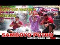 SAMBOYO PUTRO Lagu Jaranan INDAH PADA WAKTUNYA - ISTRI SETIA Voc Bu Yayuk & Mbak IKA