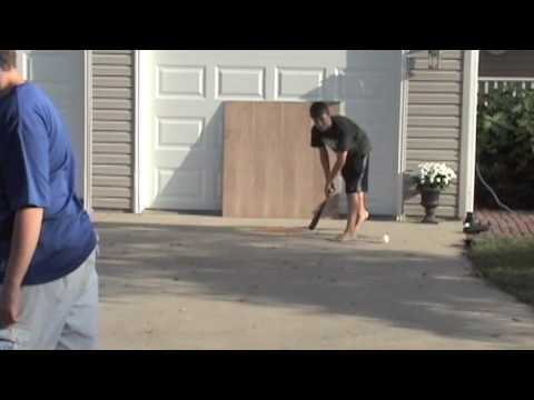 Wiffle Ball Pitching Video