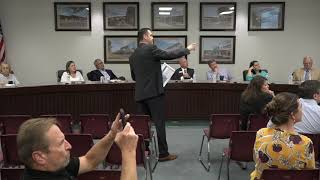 August 27, 2018 Board of Education Meeting