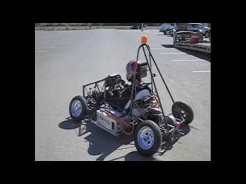 Cal Poly SLO Formula Hybrid 09