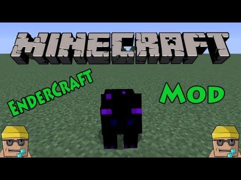 EnderCraft Mod - Minecraft Mod Spotlight (ENDER PIGS!)