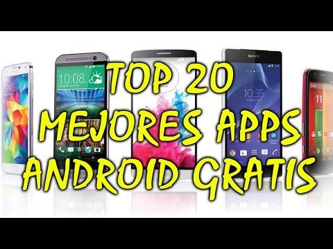 TOP 20 Mejores Aplicaciones Android GRATIS