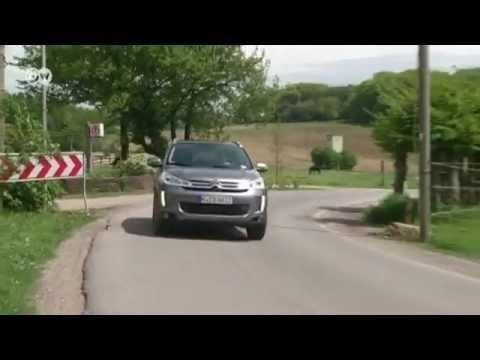 Kompakt-SUV Citroen C4 Aircross   Motor mobil