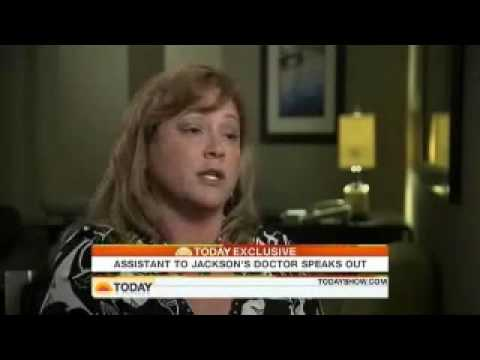 Dr Conrad Murray's Assistant Blames Michael For His Death
