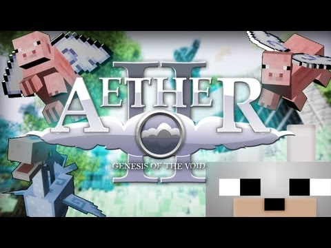 Minecraft Mods - Aether 2 1.5.1 Alpha - Short Review and Tutorial (Client and Server!)