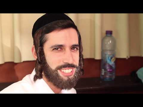 Ari Goldwag - Am Echad - behind the scenes (Day 1)
