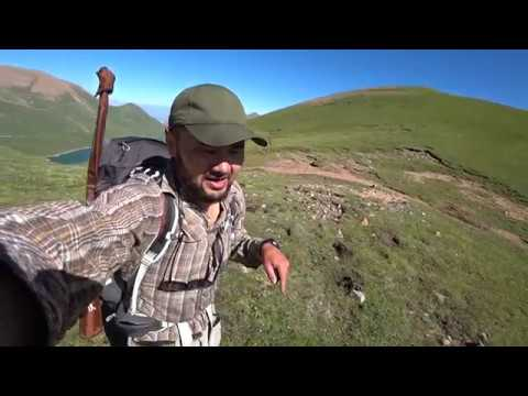 Одиночный поход с рыбалкой Кочкор - Кол-Укок - Иссык-Куль. Ч/з Тескей-Ала-Тоо. Кыргызстан 2018.