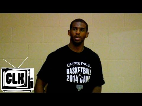 Chris Paul Is UNSTOPPABLE against nations top guards - CP3 Elite Guard Camp 2014