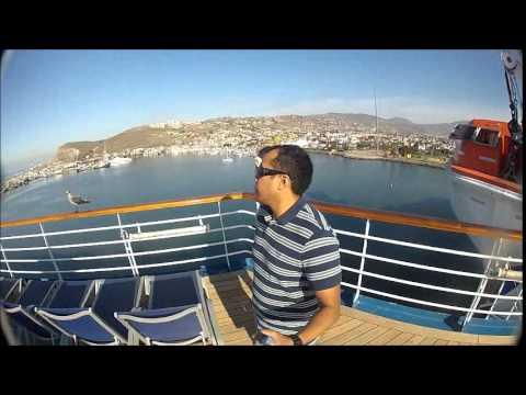 Carnival Cruise. Catalina Island, CA - Ensenada, Mexico