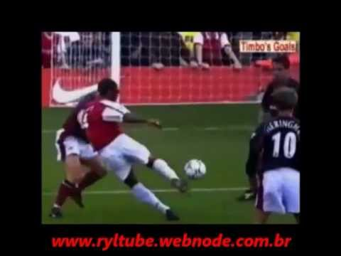 Thierry Henry top 10 Gols