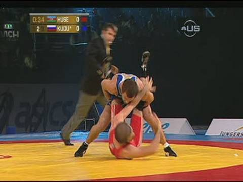 Kudukhov dominates for Gold in Denmark from Universal Sports
