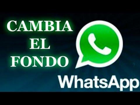 Como Poner Una Foto De Perfil De Whatsapp En YOUWAVE (HD)