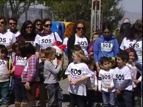 El colegio Príncipe de España de Rojales sigue cayéndose