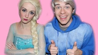 WHY JACK FROST BROKE UP WITH ELSA (JELSA)