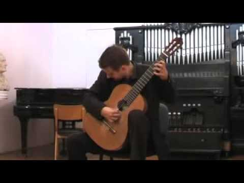 Goran Krivokapic Bach Violin Sonata III Fuga