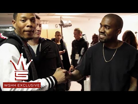 Fetty Wap Meets And Performs With Kanye West On 'The Other Day With Fetty Wap' Vlog Series