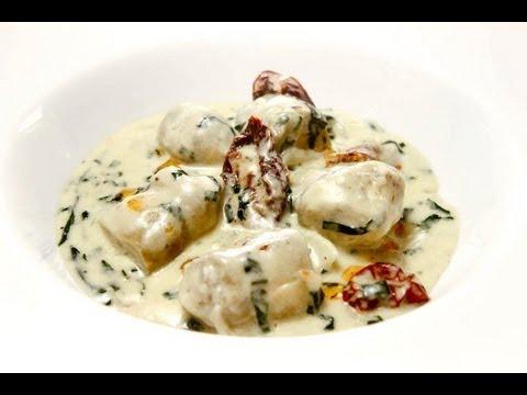 Alcachofas en salsa de queso y espinaca - Cocina tu Refri 92 - Formaggio