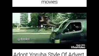 Yoruba Chinese movie