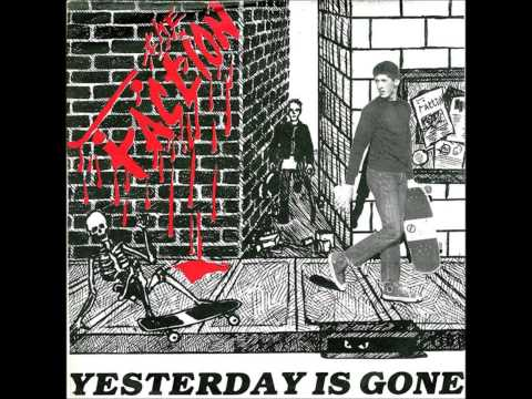 Faction - Yesterday Is Gone