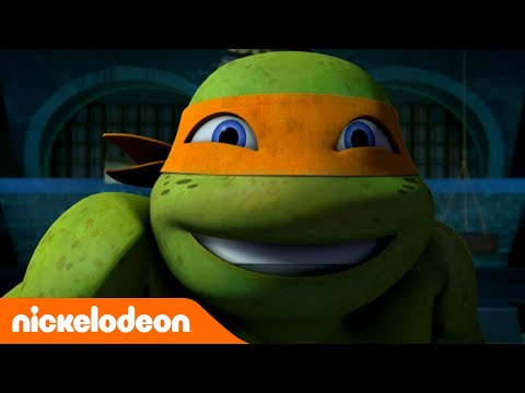 Черепашки-ниндзя | 1 сезон 6 серия | Nickelodeon Россия