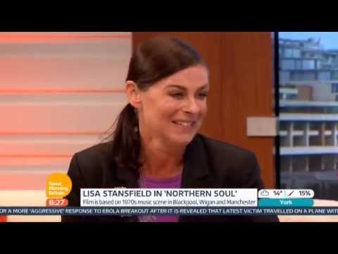 Lisa Stansfield Northern Soul Good Morning Britain 2014