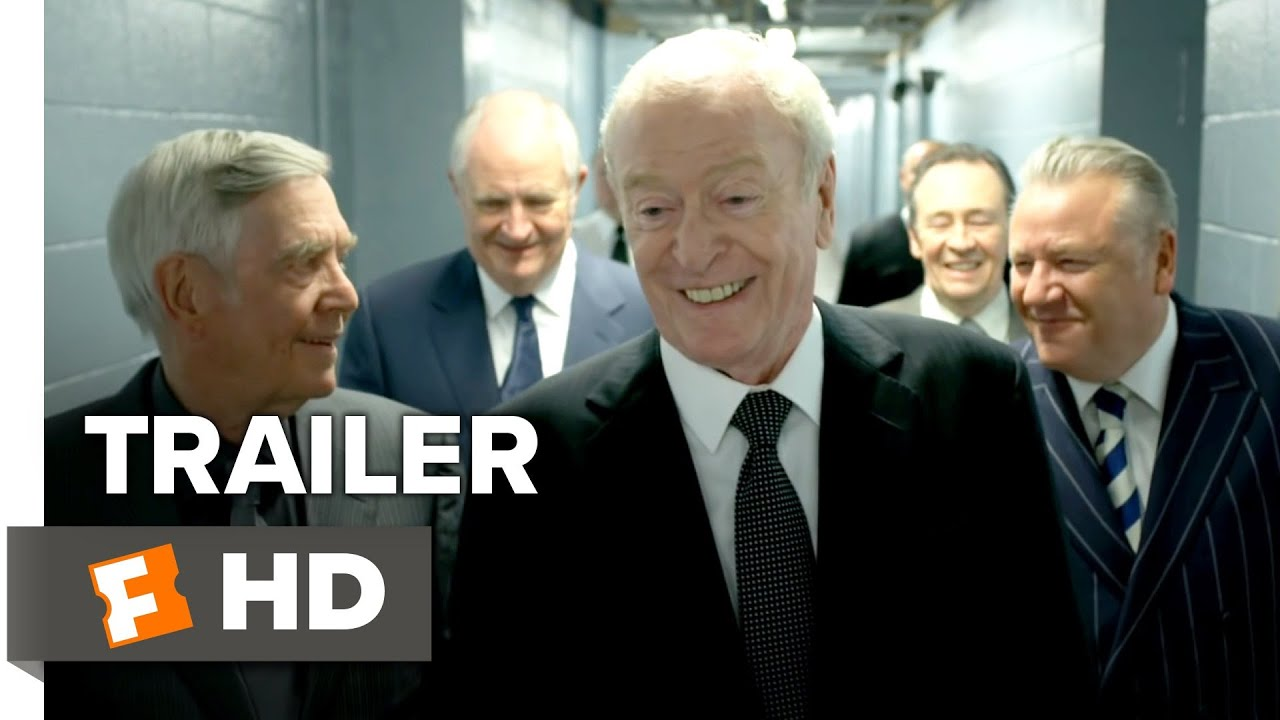 King of Thieves International Teaser Trailer #1 (2018) | Movieclips Trailers
