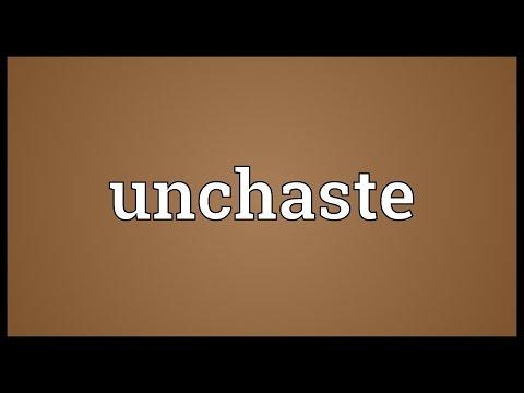 Header of unchaste