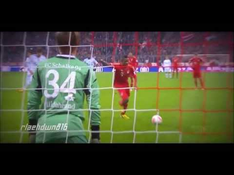 [ David Alaba :: Ultimate Skill Show :: 12-13 HD ]