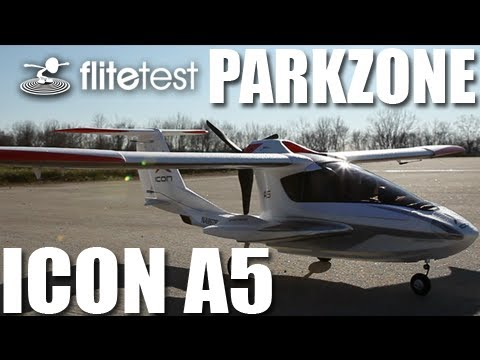 Flite Test - Horizon Hobby ICON A5 - REVIEW