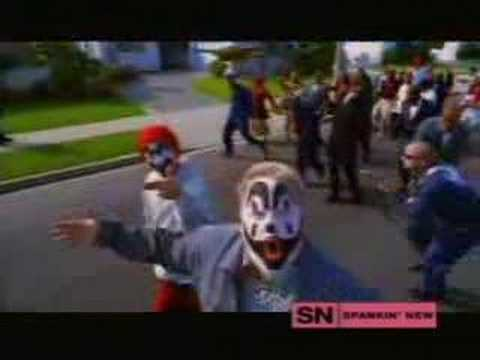 ICP Insane Clown Posse - Lets Go All The Way! Video