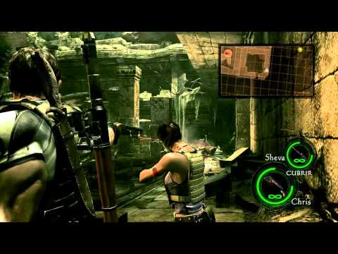Resident Evil 5 Profesional Armas Infinitas Parte 9