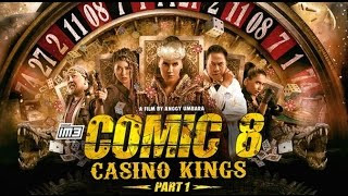 Comic 8 : Casino Kings Part 2 - Official Trailer [HD]