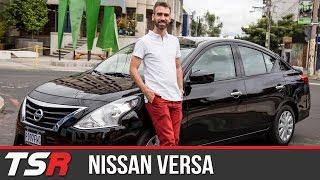 Nissan Versa 2017 - Confortable manejo y durabilidad    Agustin Casse