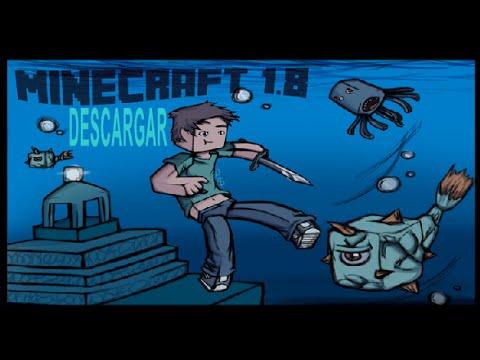 Tutorial como descargar Minecraft 1.8 Actualizable facil y rapido! TMaster