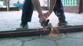 Bosch ProTeam Tool Test GWS 18 V-LI Professional.flv