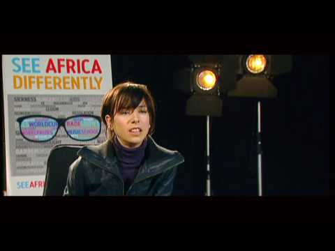 See Africa Differently - Sally Hawkins