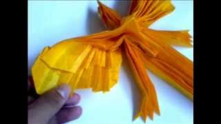 How To Make An Origami Phoenix 3.5 Step By Step (by Lyricmv)