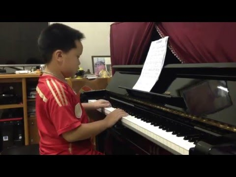 เปาบุ้นจิ้น [Piano Cover by KruHunt's Piano Student]