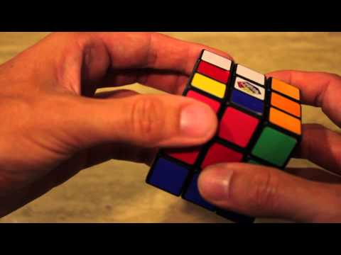 Magic Rubik's Cube Instant Solve (Tutorial)