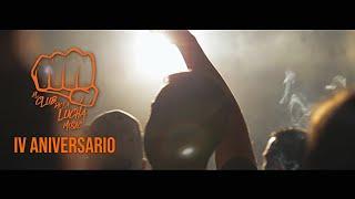 IV ANIVERSARIO - EL CLUB DE LA LUCHA MUSIC - 24 DE MARZO