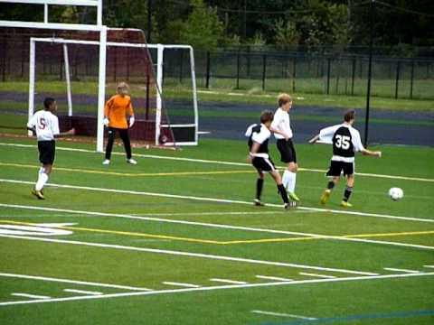 Patterson Mill High School JV 9.15.2011 vs. Edgewood H.S.